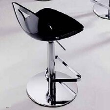 Egg 58 cm Adjustable Bar Stool