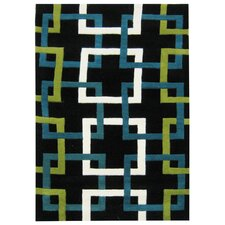 <strong>Alliyah Rugs</strong> London Geometric Rug