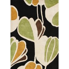 <strong>Alliyah Rugs</strong> Home Floral Rug