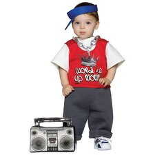 Future Hip Hopper Toddler Costume