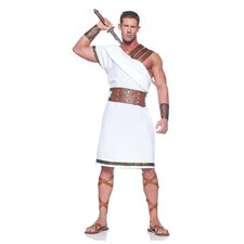 Greek Warrior Costume XXL