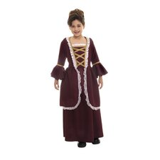 Colonial Girl Costume