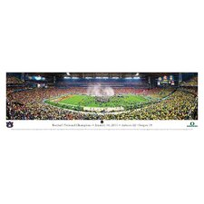<strong>Blakeway Worldwide Panoramas, Inc</strong> NCAA BCS 2011 - Auburn Unframed Panorama