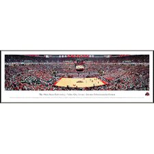 NCAA Basketball Standard Framed Photographic Print