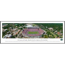 NCAA Aerial Standard Framed Photographic Print