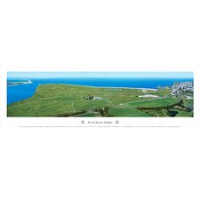 <strong>Blakeway Worldwide Panoramas, Inc</strong> St Andrews Links Unframed Panorama