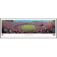 NFL End Zone Standard Frame Panorama