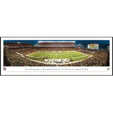 NFL Pittsburgh Steelers - AFC Champions by Robert Pettit Standard Framed Photographic Print