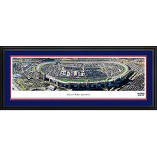 NASCAR Speedway Deluxe Framed Photographic Print