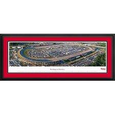 NASCAR Raceway Deluxe Framed Photographic Print