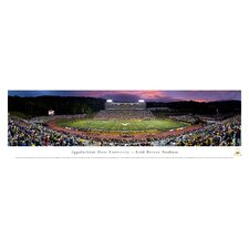 NCAA Appalachian State University - Twilight Photographic Print