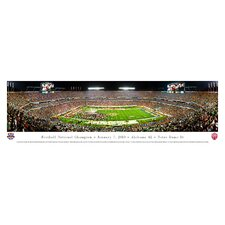 NCAA BCS Football Championship 2013 by Christopher Gjevre Photographic Print
