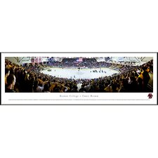 NCAA Hockey Standard Framed Photographic Print