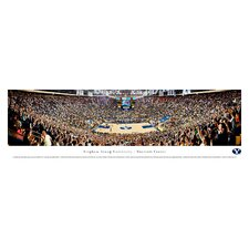 NCAA Basketball Unframed Panorama