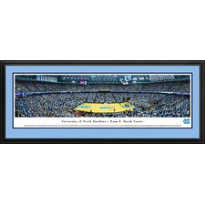 NCAA Basketball Deluxe Frame Panorama