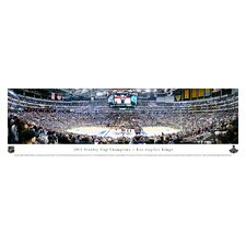 NHL 2012 Stanley Cup Champions - Los Angeles Kings Unframed Panorama