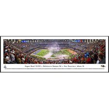 <strong>Blakeway Worldwide Panoramas, Inc</strong> NFL Super Bowl 2013 Standard Frame Panorama