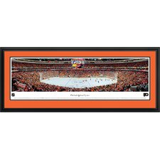 NHL Center Ice Deluxe Framed Photographic Print