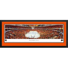 NHL End Zone Deluxe Frame Panorama