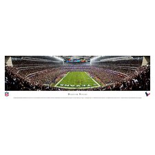 NFL End Zone Unframed Panorama