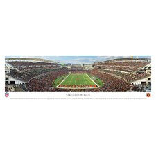 NFL End Zone Photographic Print