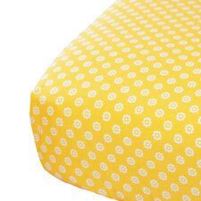 <strong>Oliver B</strong> Fitted Crib Sheet