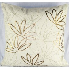 <strong>Design Accents LLC</strong> Large Felt Pillow with Sequins