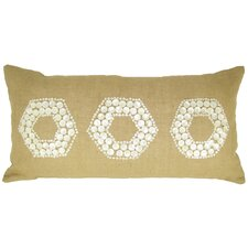 <strong>Design Accents LLC</strong> Mop Motif Jute Pillow