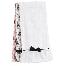 Parisian Toile Towel Trio