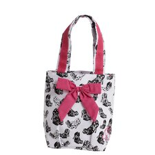 Goodie Two Shoes Lunch Tote Bag with Bow