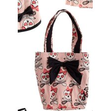 Lucie Cooking Bow with Lunch Tote