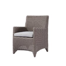 Reims Dining Arm Chair with Cushion