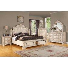 Riviera Storage Panel Bedroom Collection