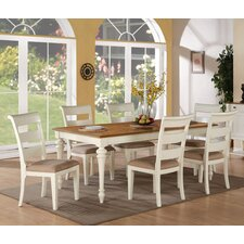 Brighton 7 Piece Dining Set