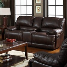<strong>Emerald Home Furnishings</strong> Rigley Reclining Loveseat