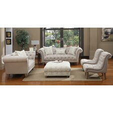 <strong>Emerald Home Furnishings</strong> Hutton Living Room Collection