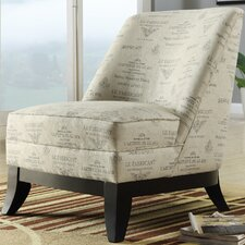 <strong>Emerald Home Furnishings</strong> Faralon Fabric Arm Chair