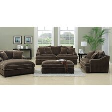 <strong>Emerald Home Furnishings</strong> Caresse Living Room Collection