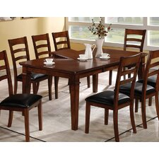 <strong>Emerald Home Furnishings</strong> Dayton 9 Piece Dining Set