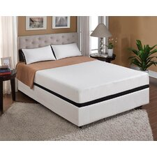 "10"" Cool Jewel Moonlight Gel Memory Foam Mattress"