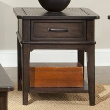 <strong>Emerald Home Furnishings</strong> Crystal Ridge End Table