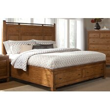 <strong>Emerald Home Furnishings</strong> Grand Dunes Panel Storage Bedroom Collection