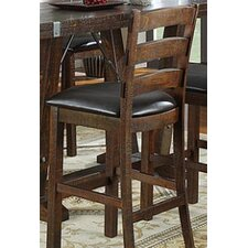 "<strong>Emerald Home Furnishings</strong> Castlegate 30"" Bar Stool"