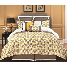 Chelly 8 Piece Bedding Set