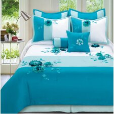Gladis 8 Piece Bedding Set
