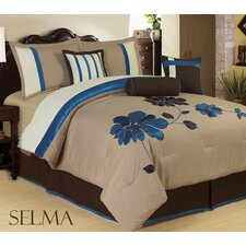 Raeanne 7 Piece Bedding Set