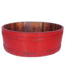 Round Vintage Basin