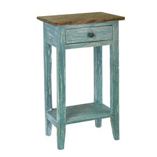 Rustic Valley Avignon End Table