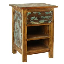 Rustic Valley Lyon Night Stand