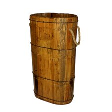 Bulgan Wooden Tall Bucket